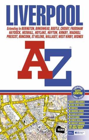 A-Z Liverpool Street Atlas (A-Z Street Maps: Ordnance Survey
