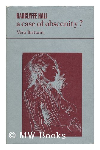 9780850430042: Radclyffe Hall: Case of Obscenity