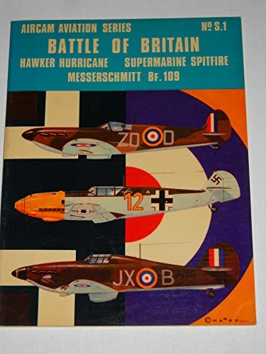 Battle of Britain Hawker Hurricane Supermarine Spitfire: Cooksley Peter G,
