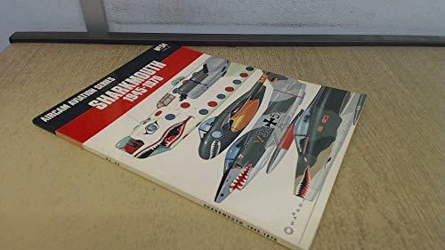 9780850450156: Sharkmouth: 1945-70 v. 2 (Aircam Aviation)