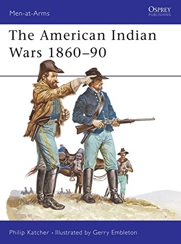 9780850450491: The American Indian Wars 1860-1890 (Men at Arms Series, 63)