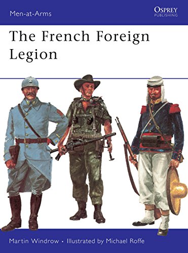 9780850450514: The French Foreign Legion