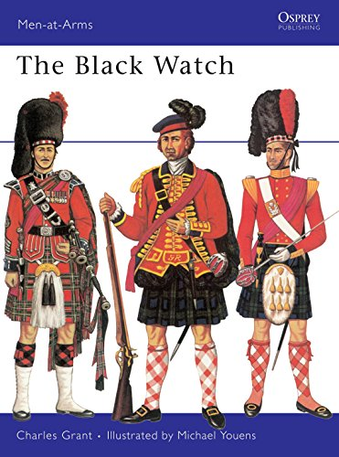 9780850450538: The Black Watch