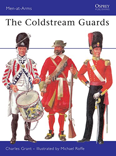 9780850450576: The Coldstream Guards (Men-at-Arms)