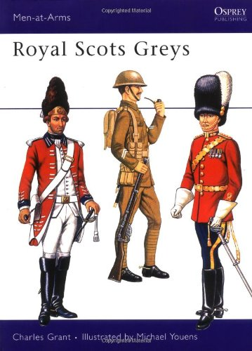 9780850450590: Royal Scots Greys (Men-at-Arms)
