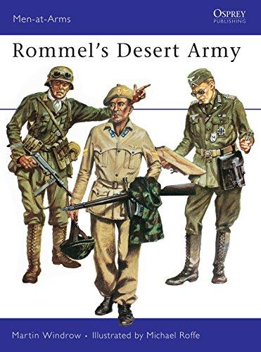 9780850450958: Rommel's Desert Army (Men-at-Arms)
