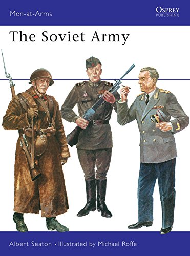 9780850451139: The Soviet Army (Men-at-Arms)