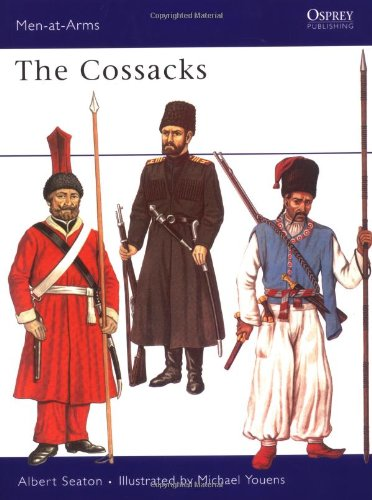 9780850451160: The Cossacks (Men-at-Arms)