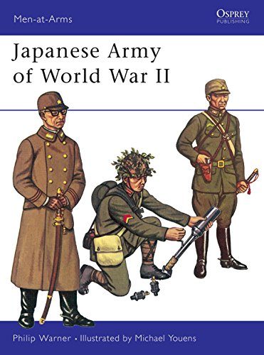 9780850451184: Japanese Army of World War II
