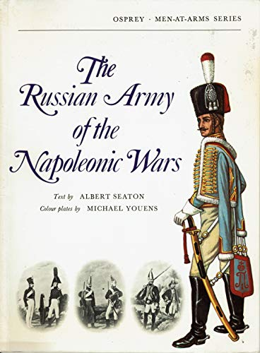9780850451221: Russian Army of the Napoleonic Wars