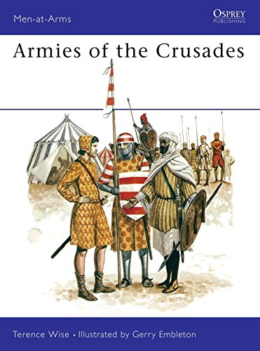 9780850451252: Armies of the Crusades (Men at Arms Series, 75)