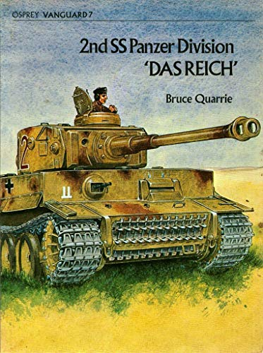 9780850451276: Second S.S.Panzer Division