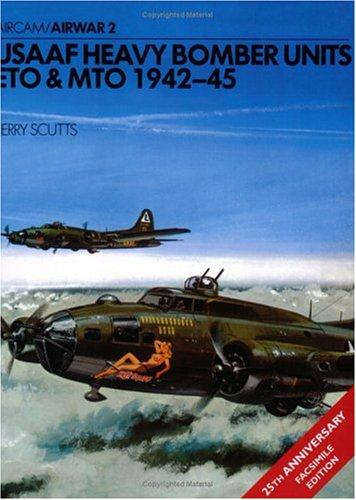 9780850451313: Usaaf Heavy Bomber Units Eto & Mto 1942-45