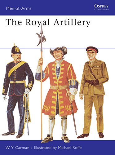 9780850451405: The Royal Artillery (Men-at-Arms)