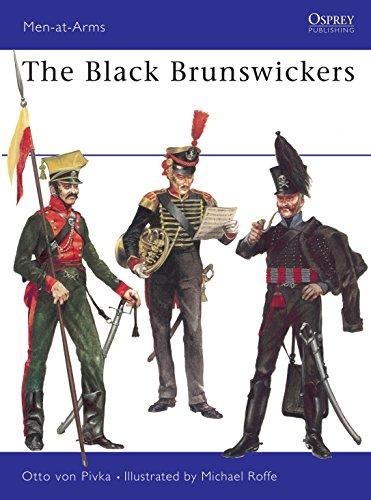 9780850451467: The Black Brunswickers