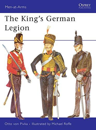 The King's German Legion: Pivka, Otto Von