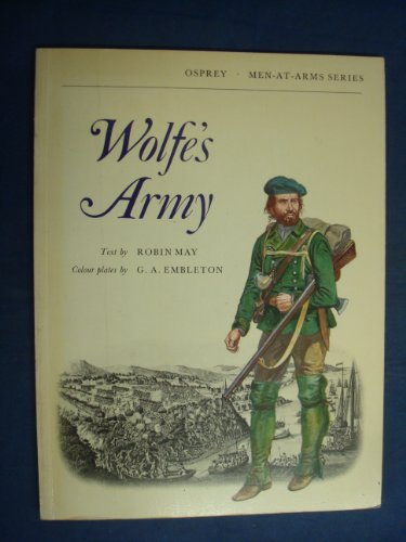 9780850451931: Wolfe's Army (Men-at-Arms)