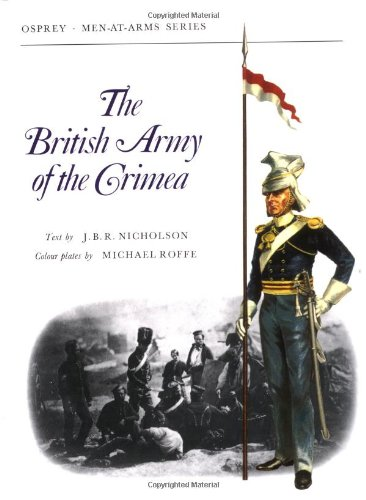 9780850451948: The British Army of the Crimea (Men-at-Arms)