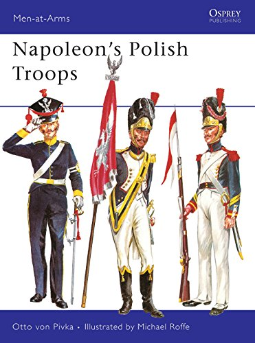 9780850451986: Napoleon's Polish Troops (Men-at-Arms)