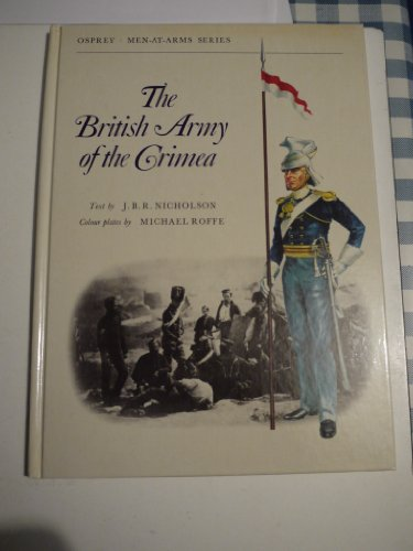 9780850452266: The British Army of the Crimea. Osprey Men-At-Arms Series