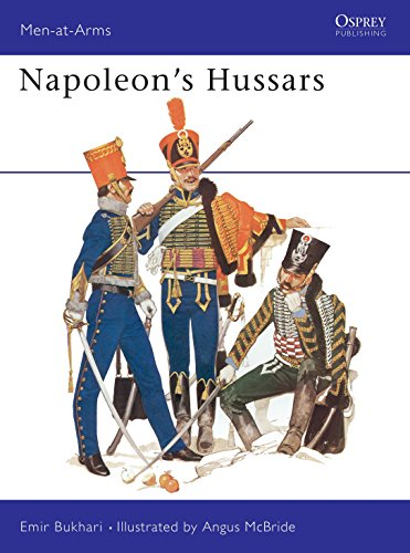 9780850452464: Napoleon's Hussars: 076 (Men-at-Arms)