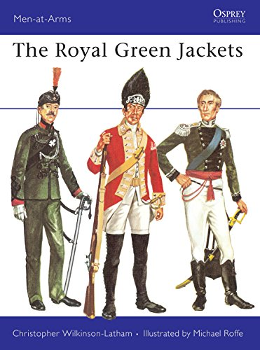 9780850452495: The Royal Green Jackets