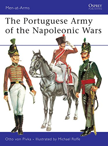 9780850452518: The Portuguese Army of the Napoleonic Wars
