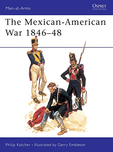 9780850452532: The Mexican-American War, 1846-1848
