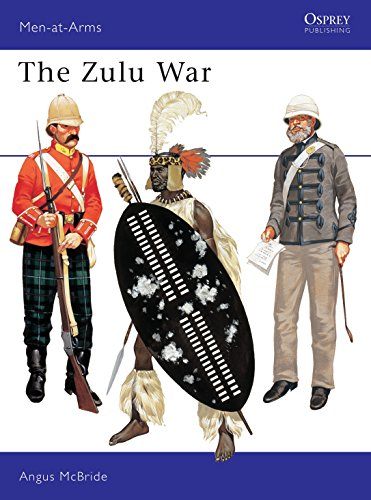 9780850452563: The Zulu War (Men at Arms Series, 57)