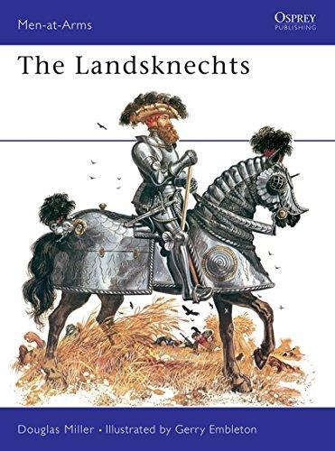 9780850452587: Landsknechts