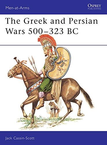 9780850452716: The Greek and Persian Wars 500–323 BC (Men-at-Arms)