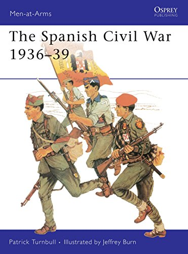 9780850452822: The Spanish Civil War 1936-39