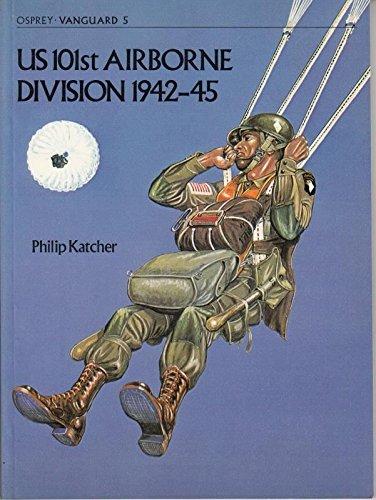 9780850452860: United States 101st Airborne Division, 1941-45 (Vanguard)