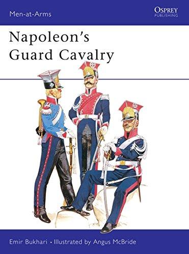 9780850452884: Napoleon's Guard Cavalry (Men-at-Arms)