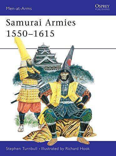 9780850453027: Samurai Armies 1550–1615 (Men-at-Arms)