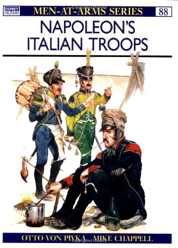 9780850453034: Napoleon's Italian Troops