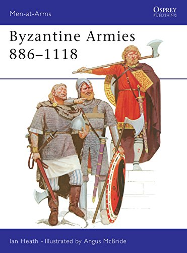9780850453065: Byzantine Armies 886-1118 (Men-at-Arms)