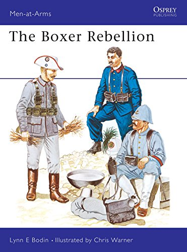 9780850453355: The Boxer Rebellion (Men-at-Arms)