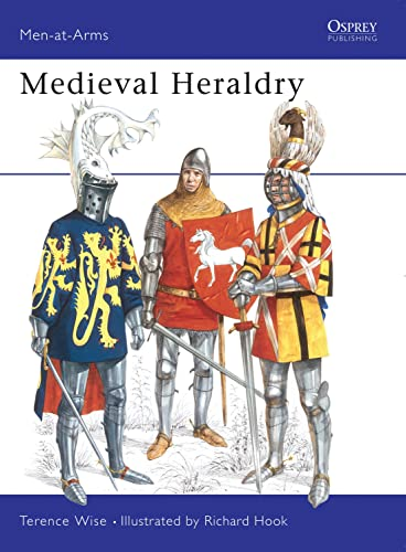 9780850453485: Medieval Heraldry (Men-at-Arms)