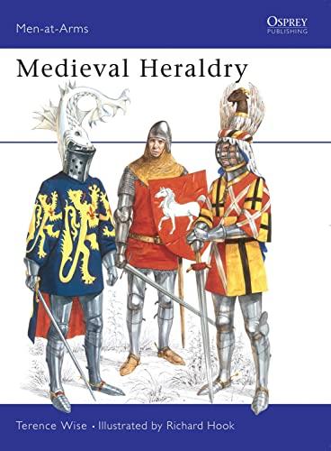 9780850453485: Medieval Heraldry (Men-at-Arms)