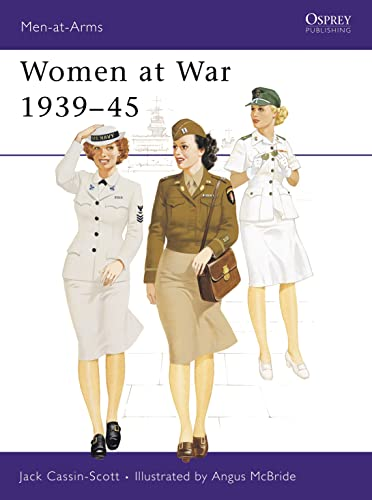 9780850453492: Women at War 1939-45 (Men-at-Arms)