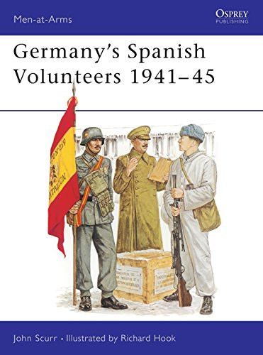 9780850453591: Germany's Spanish Volunteers, 1941-45 (Men-at-Arms)