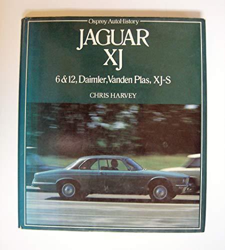 9780850453645: Jaguar XJ (Osprey auto-history)