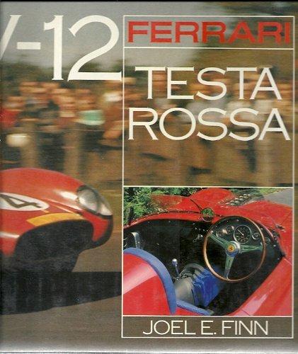 9780850453690: Ferrari Testa Rossa V12