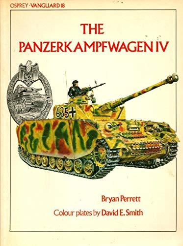9780850453713: The Panzerkampfwagen IV (Vanguard)