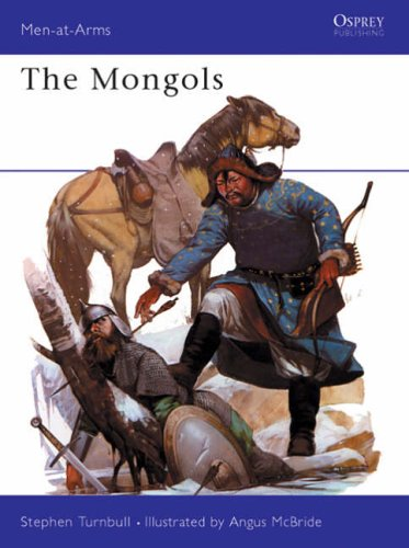9780850453720: The Mongols (Men-at-Arms)