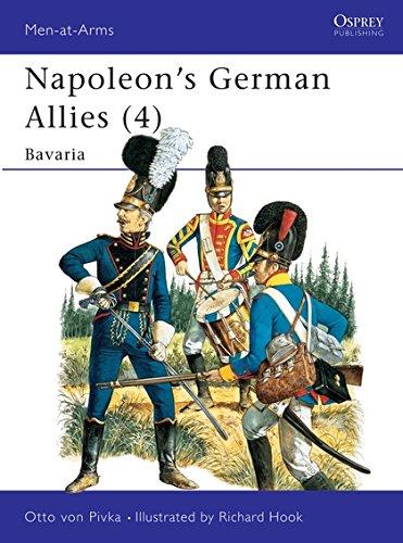 9780850453737: Napoleon's German Allies: Bavaria v. 4 (Men-at-arms)