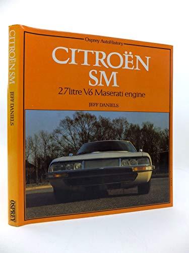 9780850453812: Citroen SM.