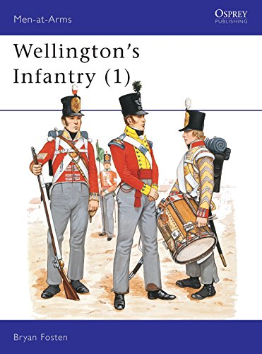 Wellington's Infantry (1) (Men at Arms Series, 114) (085045395X) by Bryan Fosten