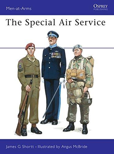 9780850453966: Special Air Service